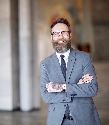 Møt Adam Schjølberg