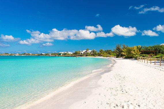 Grace Bay, Providencials, Turks-og Caicosøyene