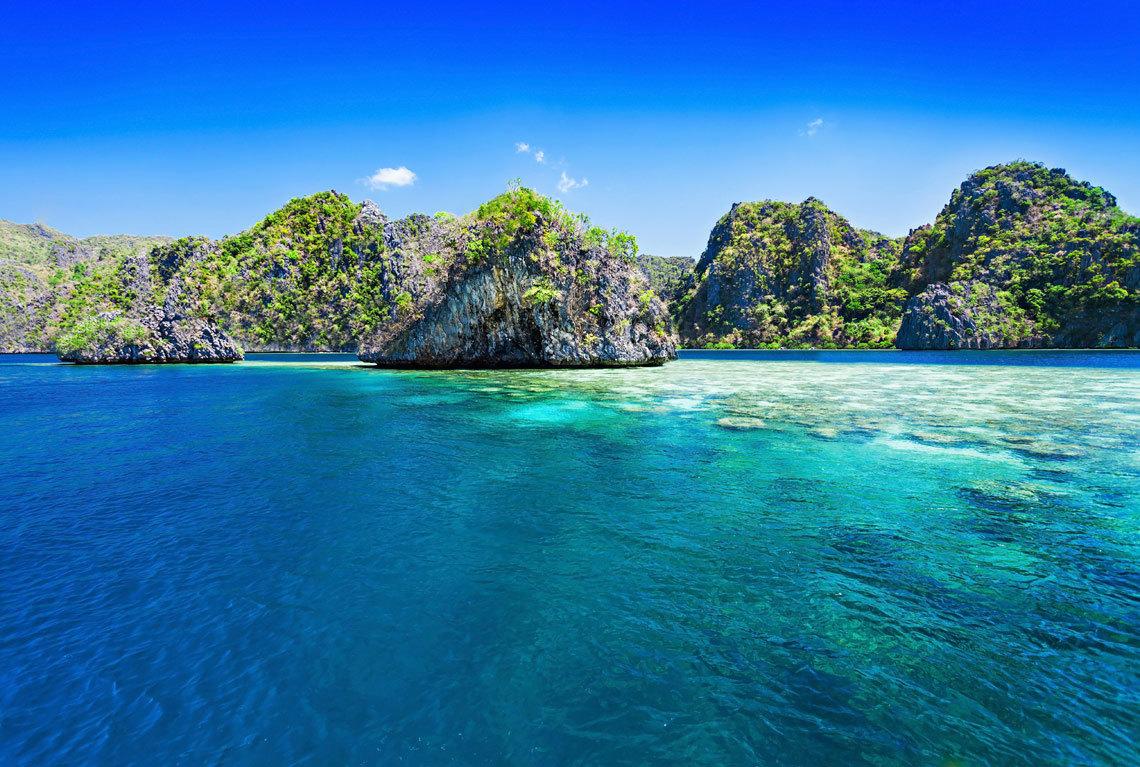 Nacpan Beach, El Nido, Fillipinene