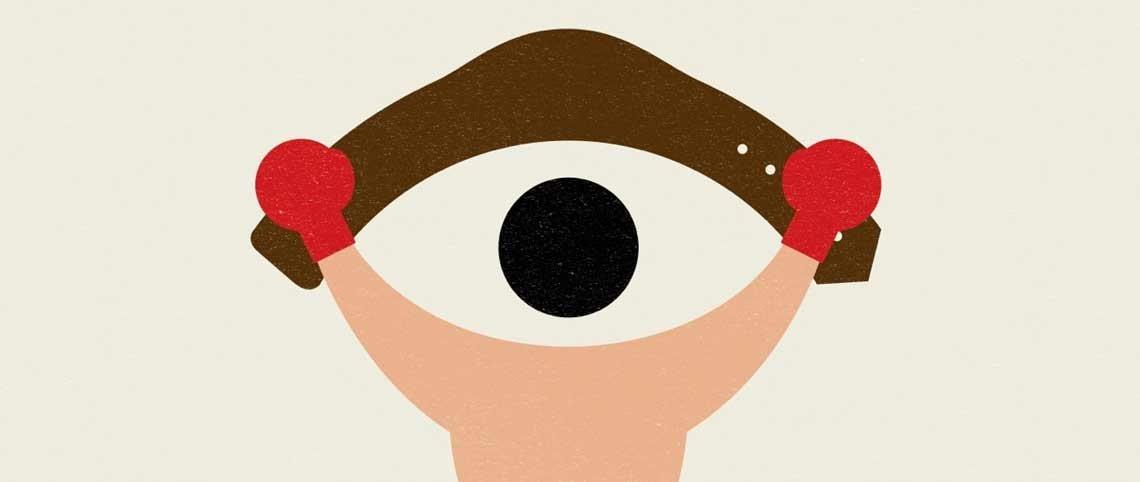 Øyemuskulaturen er den mest nøyaktige muskelen i kroppen - og kan trenes opp!