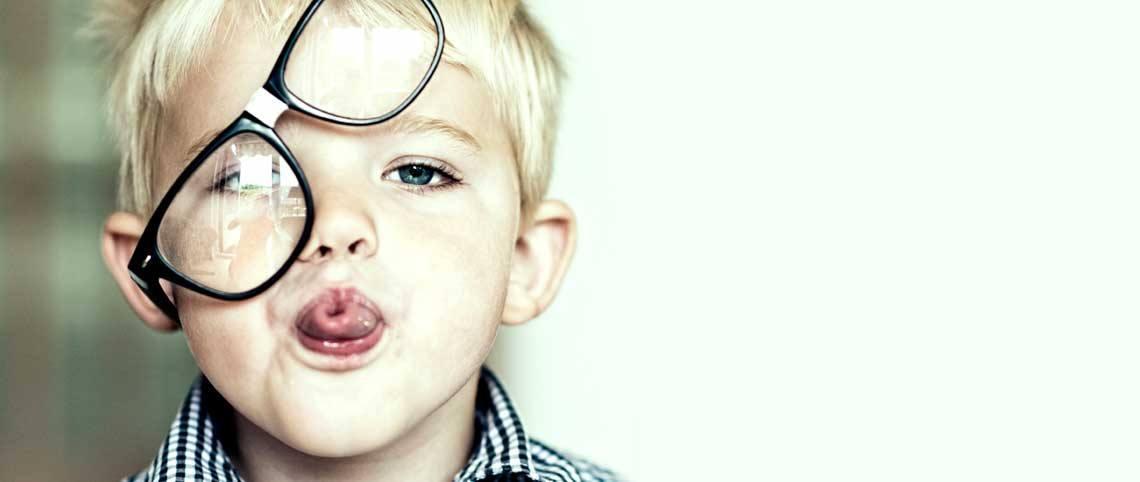 Trenger barnet ditt briller?