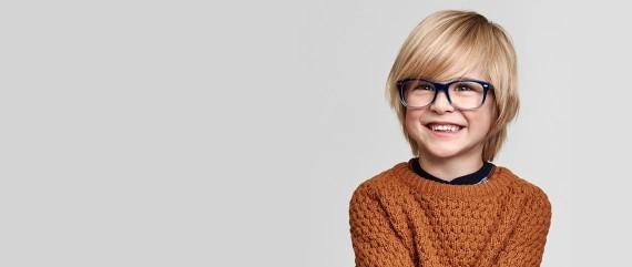 Kan barn bruke linser?