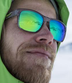 Synsam er stolt sponsor av 71° grader nord kjendis