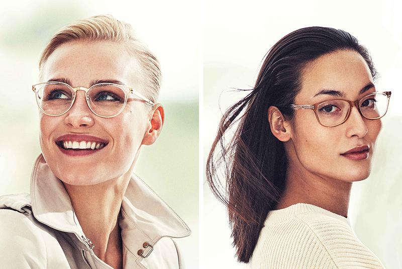 En sniktitt på årets brillemote - Synsam